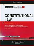 Constitutional Law : Farber Eskridge and Frickey 4e, Casenotes, 0735589445