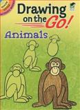 Drawing on the Go! Animals, Barbara Soloff Levy, 0486479447