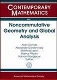 Noncommutative Geometry and Global Analysis, Henri Moscovici, 0821849441