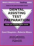Dental Assisting Test Preparation 9780835949446