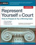 Represent Yourself in Court, J.D., Paul Bergman and J.D., Sara J Berman, 1413319440