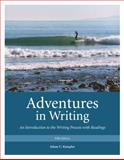 Adventures in Writing, 5th Edition : An Introduction to the Writing Process with Readings, Kempler, Adam, 0981779441