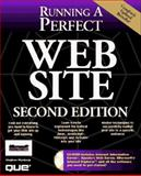 Running a Perfect Web Site, Wynkoop, Steve, 0789709449