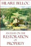 An Essay on the Restoration of Property 9780971489448