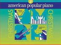 American Popular Piano - Christmas, Christopher Norton, 1897379447