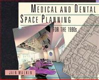 Medical and Dental Space Planning for the 1990s, Malkin, Jain, 0471289442
