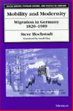 Mobility and Modernity 9780472109449