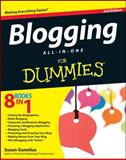 Blogging All-in-One for Dummies, Susan Gunelius, 1118299442