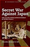 Secret War Against Japan, Allison Ind, 1495499448