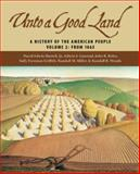 Unto a Good Land, Volume 2 9780802829450