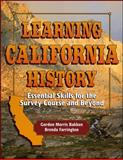 Learning California History