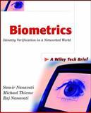 Biometrics, Samir Nanavati and Raj Nanavati, 0471099457