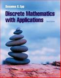 Discrete Mathematics with Applications, Epp, Susanna S., 0534359450