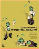 3D Studio Max 3 Professional Animation, Jones, Angier and Bonney, Sean, 0735709459