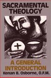 Sacramental Theology, Kenan B. Osborne, 0809129450