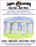 Layers of Learning Year One Unit Three, Karen Loutzenhiser and Michelle Copher, 1494409453