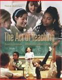 The Act of Teaching with PowerWeb : Education, Cruickshank, Donald R. and Metcalf, Kim K., 0072829451