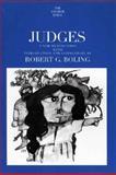 Judges, Boling, Robert G., 0300139454