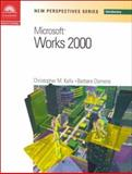 New Perspectives on Microsoft Works 2000, Kelly, Christopher M. and Clemens, Barbara, 061901945X