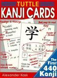 Tuttle Kanji Cards, Kask, Alexander, 0804819459