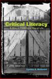 Critical Literacy, McDaniel, Cynthia A., 0820479462