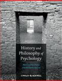 History and Philosophy of Psychology, Chung, Man Cheung and Hyland, Michael E., 1405179465