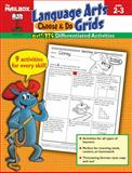 Choose and Do Grids, The Mailbox Books Staff, 1562349465