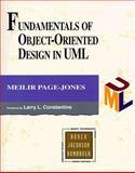 Fundamentals of Object-Oriented Design in UML, Page-Jones, Meilir, 020169946X