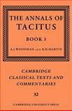 The Annals of Tacitus, Tacitus, 0521609461