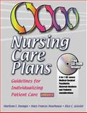 Nursing Care Plans : Guidelines for Individualizing Care, Doenges, Marilynn E. and Moorhouse, Mary Frances, 0803609469