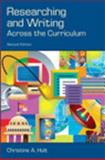 Researching and Writing Across the Curriculum, Hult, Christine A., 0205329462