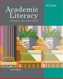 Academic Literacy : Readings and Strategies, Jill Lewis, 0618639462