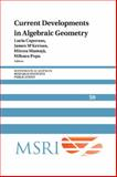 Current Developments in Algebraic Geometry, , 110745946X