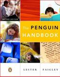 Penguin Handbook (clothbound), the (with Essential Study Card for Grammar and Documentation), Faigley, Lester, 0321459466