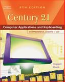Century 21 Computer Applications and Keyboarding - Comprehensive, Lessons 1-150, Shank, Jon A. and Hoggatt, Jack P., 0538439467