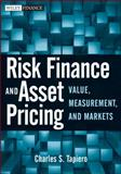 Risk Finance and Asset Pricing, Charles S. Tapiero, 0470549467