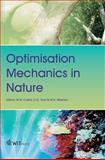 Optimisation Mechanics in Nature, , 1853129461