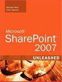 Microsoft SharePoint 2007, Colin Spence and Michael Noel, 0672329476