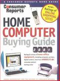 Home Computer Buying Guide 2001, Heiderstadt, Donna and Consumer Reports Books Editors, 0890439478