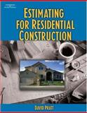 Estimating for Residential Construction, Pratt, David, 1401879470