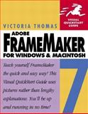FrameMaker 7 for Macintosh and Windows, Thomas, Victoria, 0321159470
