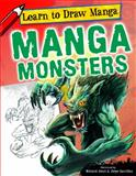 Manga Monsters, Richard Jones and Jorge Santillan, 1448879477