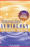 Audiology : Software Approach, Martin, Frederick and Clark, John, 0205319475