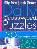 The New York Times Daily Crossword Puzzles, New York Times Staff, 0312309473