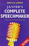 Janner's Complete Speechmaker, Greville Janner, 0712679472