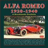 Alfa Romeo 1920-1940, , 1855209470