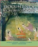 Documents in World History Vol. 2 : The Modern Centuries - From 1500 to the Present, Gosch, Stephen S. and Grieshaber, Erwin P., 0205619479