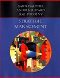 Strategic Management, Saloner, Garth and Shepard, Andrea, 0470009470