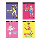 Jake Maddox Girl Sport Stories, Jake Maddox, 1434289478