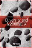 Diversity and Community : An Interdisciplinary Reader, , 0631219471